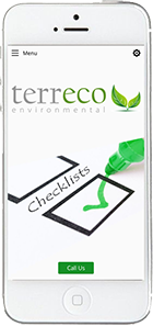 Terreco Application